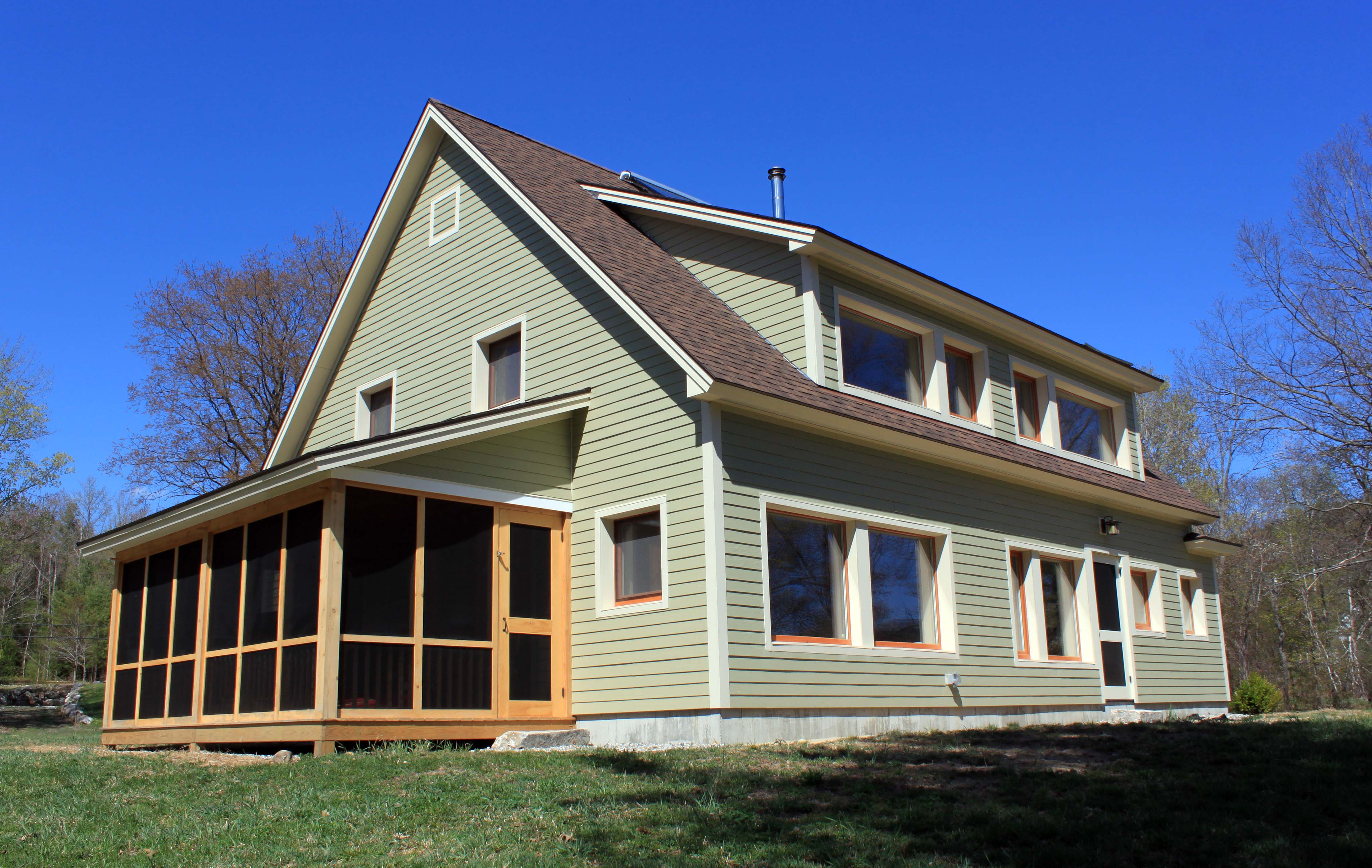Midcoast green collaborative maine passivhaus for Midcoast home designs